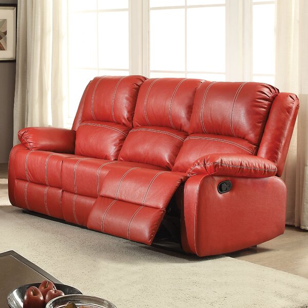 Bargains Maddock Motion Reclining Sofa Snag This Hot Sale! 40% Off