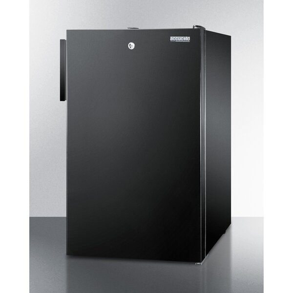 Accucold 2.8 cu.ft. Upright Freezer with Lock by Summit Appliance