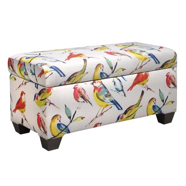 Birdwatcher Storage Bench by Skyline Furniture