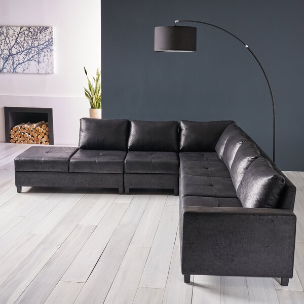 Imogen Modular Sectional By 17 Stories Spacial Price