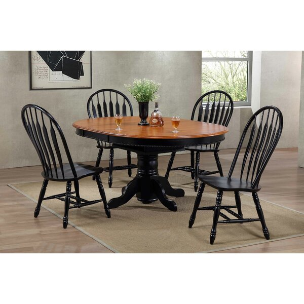 Strope Comfort Back Dining Chair (Set of 2) by Loon Peak