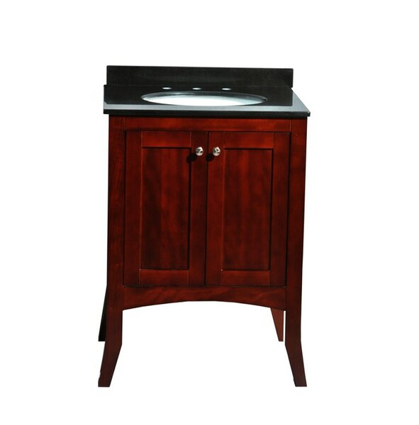Charleston 24 Single Bathroom Vanity Set by Belmont Decor