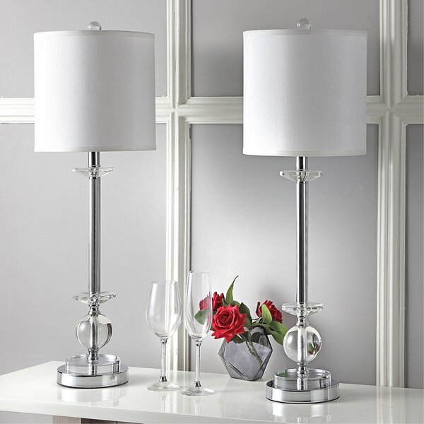 Marla Candlestick 31 Table Lamp (Set of 2) by Safavieh
