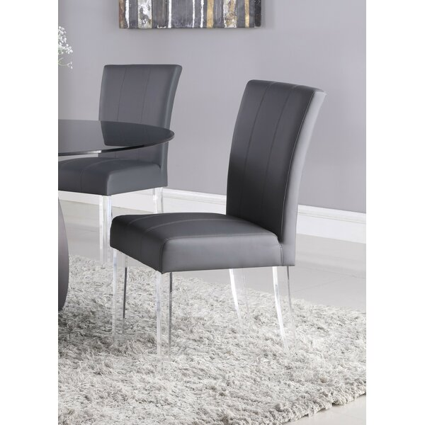 Madilyn Upholstered Dining Chair (Set of 2) by Orren Ellis