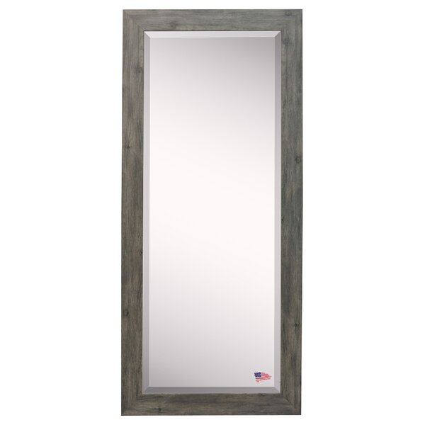 Extra Tall Floor Accent Mirror by August Grove