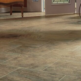 Carmona Stone 16 x 48 x 8.3mm Tile Laminate Flooring in Rio Verde by Armstrong Flooring