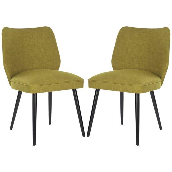 Zara Side Chair (Set of 2) by Safavieh