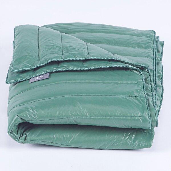 Waterproof Goose Down Indoor and Outdoor Camping Blanket by Puredown