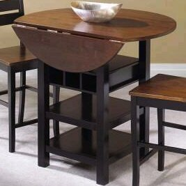 Atwater Solid Wood Dining Table by World Menagerie