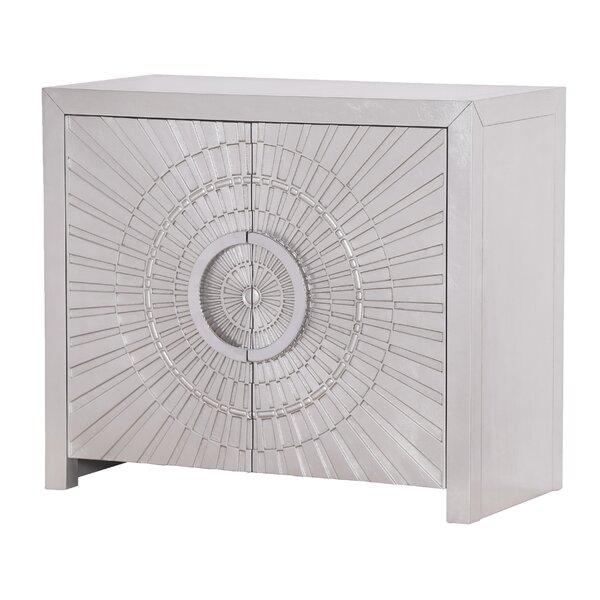 Daventry 2 Door Accent Cabinet by Bungalow Rose Bungalow Rose