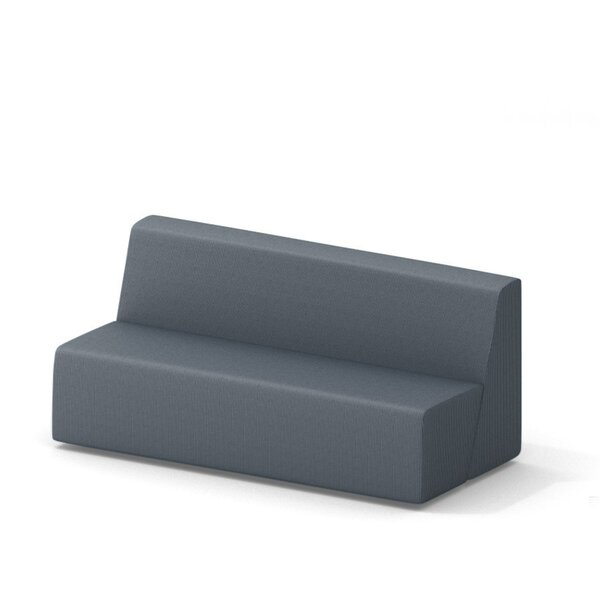 Campfire Turnstone Big Lounge Loveseat by Steelcase