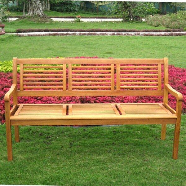 Sabbattus Park Bench