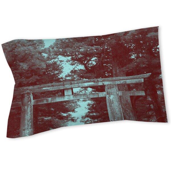 Nikko Gate Sham by Manual Woodworkers & Weavers