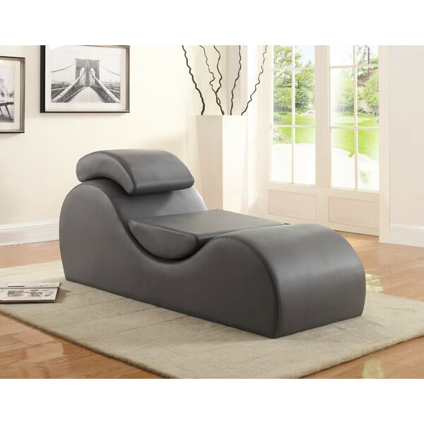 Lavely Yoga Chair Chaise Lounge By Latitude Run