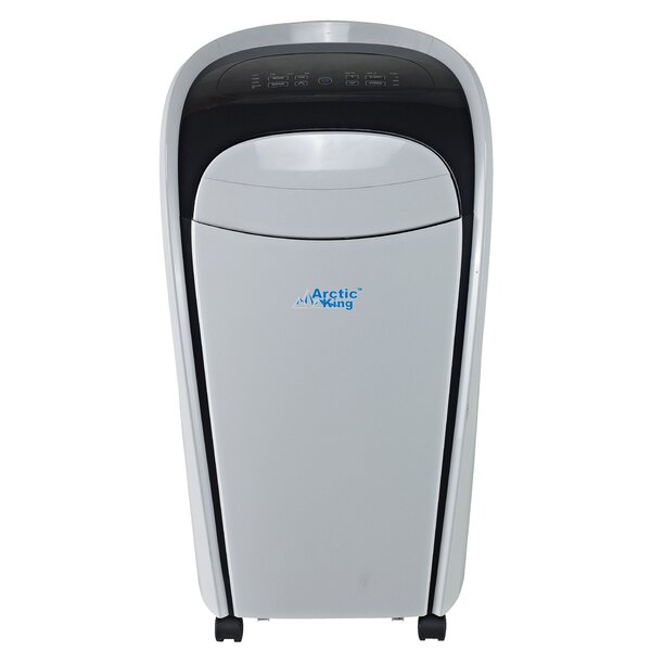 8,000 BTU Portable Air Conditioner with Remote by Kool King