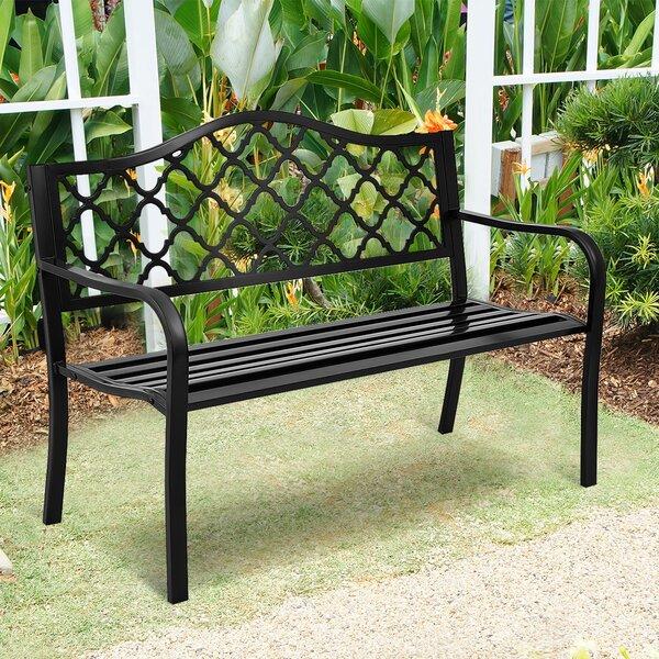 Plattsburgh Garden Bench by Winston Porter Winston Porter