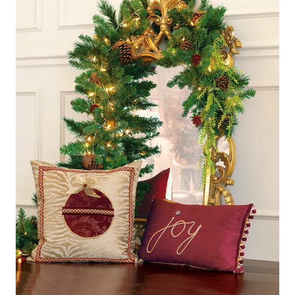 Studio 773 Lifestyle Christmas Indoor Throw Pillow by Eastern Accents