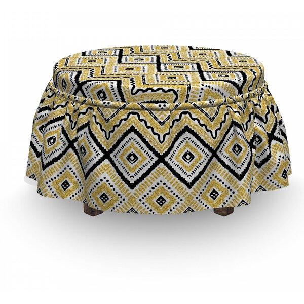 East Urban Home Ottoman Slipcovers