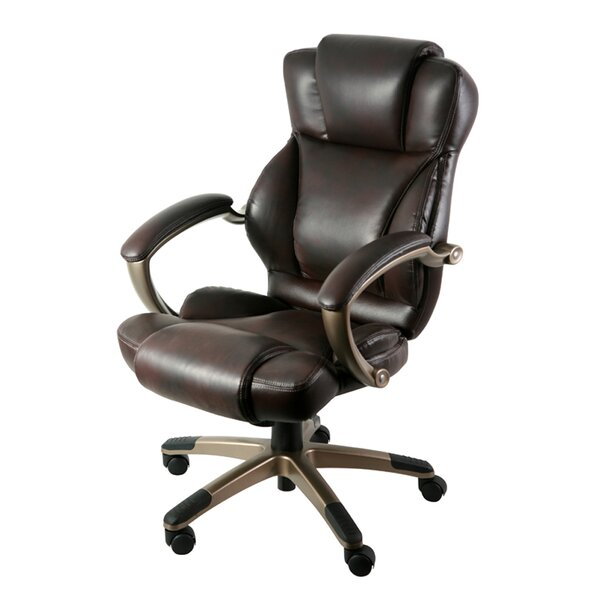 Merveilleux Leather Office Chairs Youu0027ll Love | Wayfair