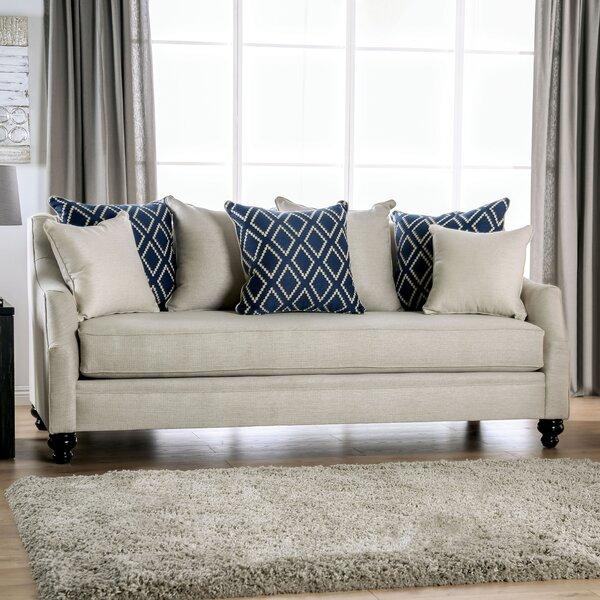 Free S&H Cao Sloped Sofa