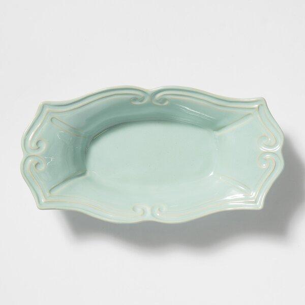 Incanto Baroque Oval Au Gratin Dish by VIETRI