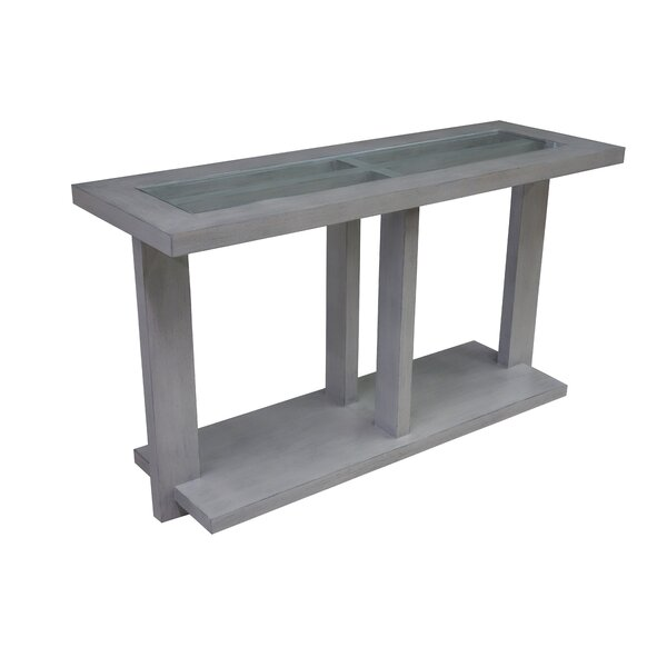 Omni Console Table By Montage Home Collection