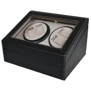 Automatic Winder Watch Box by Rebrilliant