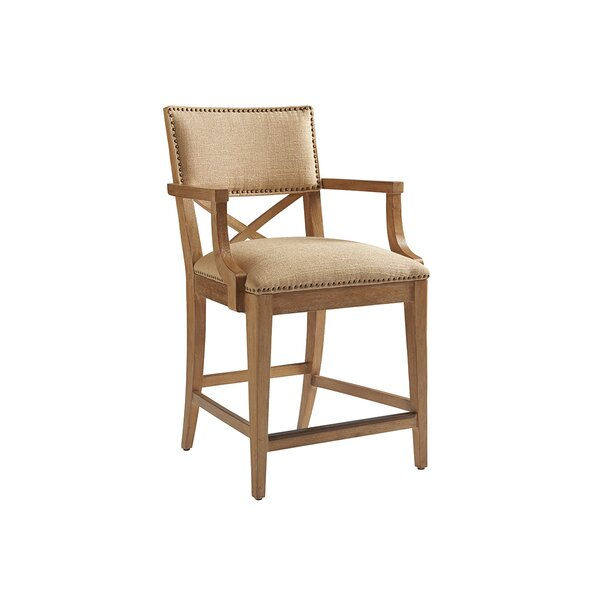 Los Altos Bar & Counter Stool by Tommy Bahama Home Tommy Bahama Home