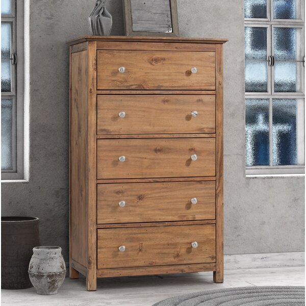 Bonview 5 Drawer Chest by Loon Peak