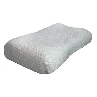 Enliven Icy-Cool Touch Gel Fiber Memory Foam Standard Pillow By Broyhill®