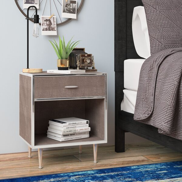 Jared Nightstand by Trent Austin Design