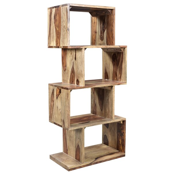 Stromsburg Geometric Bookcase By Millwood Pines