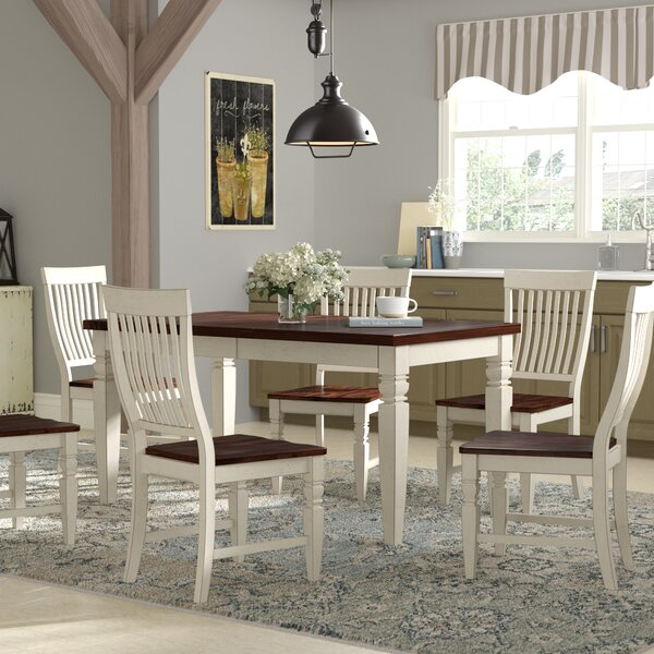 Adalgar 7 Piece Dining Set by August Grove