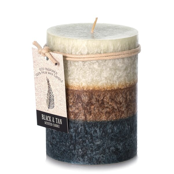 Scented Pillar Candle by Bloomsbury Market