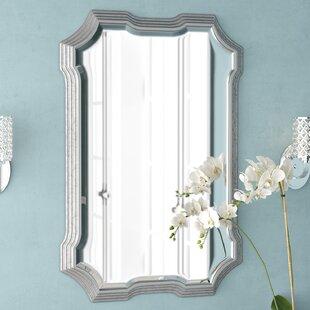 1.25 Bevel Wall Mirror by Willa Arlo Interiors