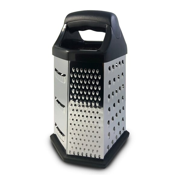 Multi-purpose Cheese, Vegetable and Food Grater by My Home Basics