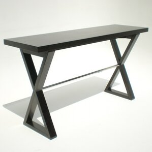 X-Base Console Table by Indo Puri