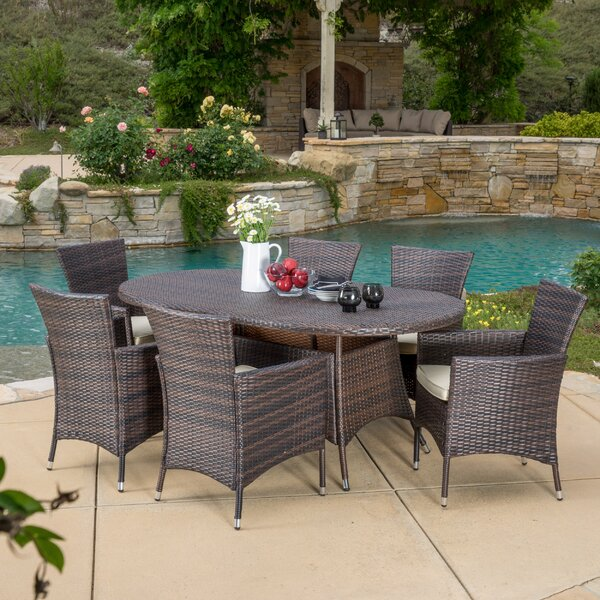 Astor Place 7 Piece Dining Set by Brayden Studio