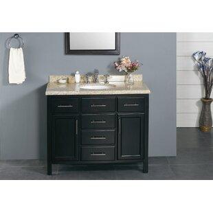 Malibu 42 Bathroom Vanity ByOve Decors