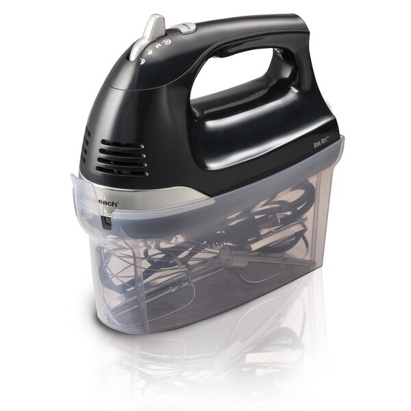 Hand Mixer with Case by Hamilton Beach