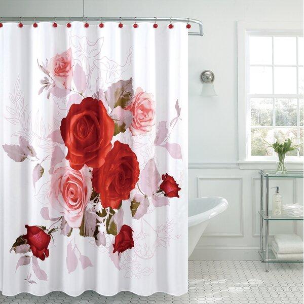 Fancy Roses Shower Curtain by Daniels Bath