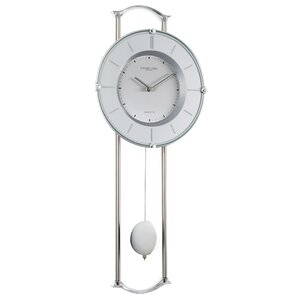 Metal Pendulum Wall Clock