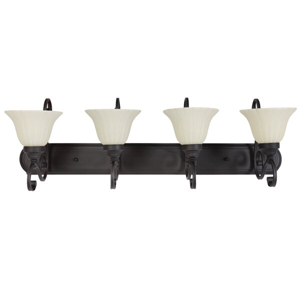 Perrysville 4-Light Vanity Light by Darby Home Co