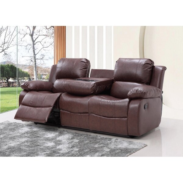 Best Price Soler Reclining Sofa by Red Barrel Studio by Red Barrel Studio