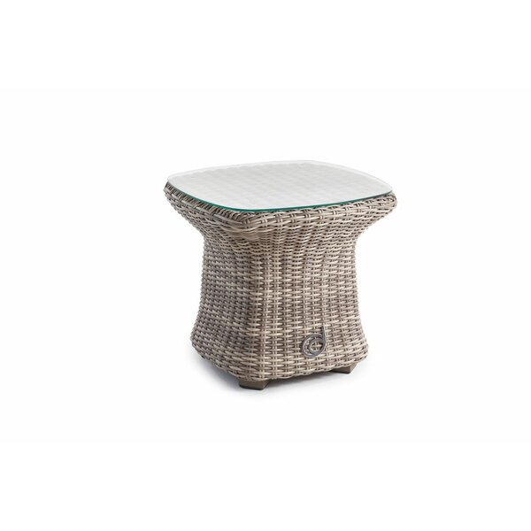 Dukinfield Glass Side Table by Corrigan Studio