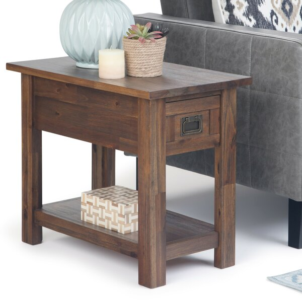 Laforce End Table By Millwood Pines