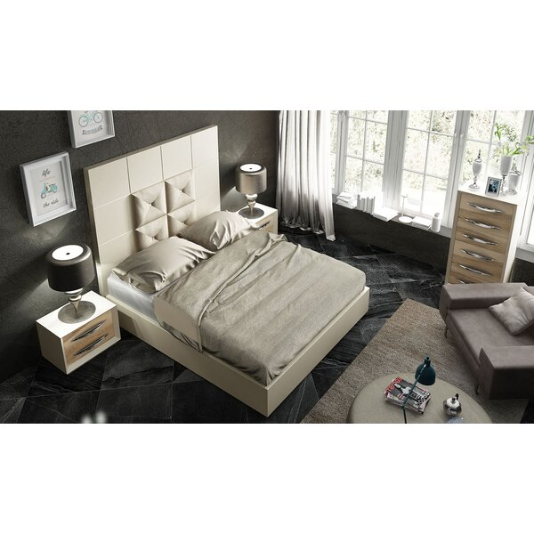 Helotes Standard 4 Piece Bedroom Set by Orren Ellis