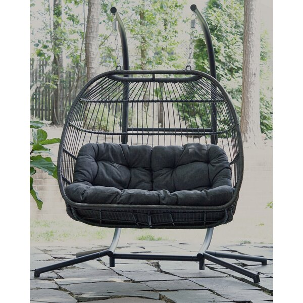 Carova Double Swing by Wrought Studio Wrought Studio