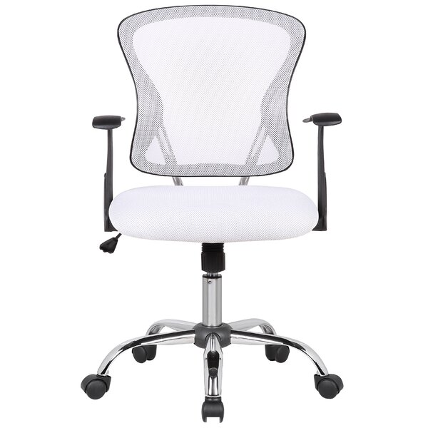 Santiago Adjustable Mid-Back Desk Chair by Ebern Designs