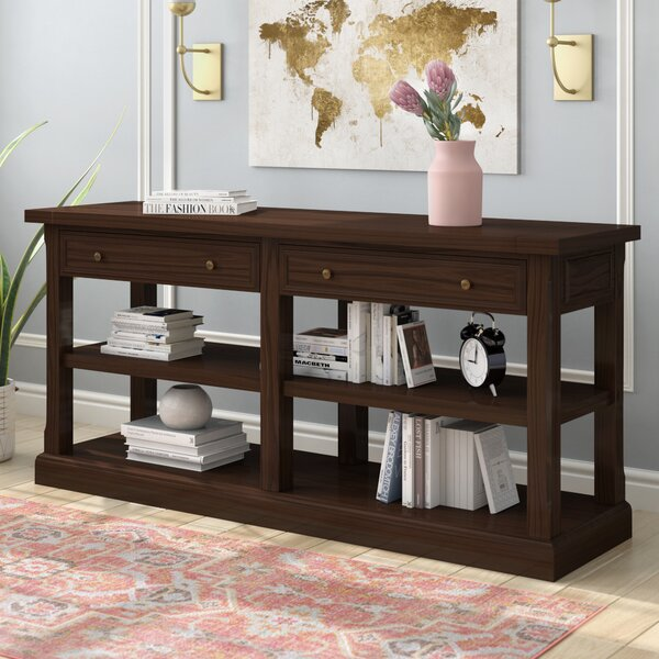 Roxborough Console Table by Three Posts